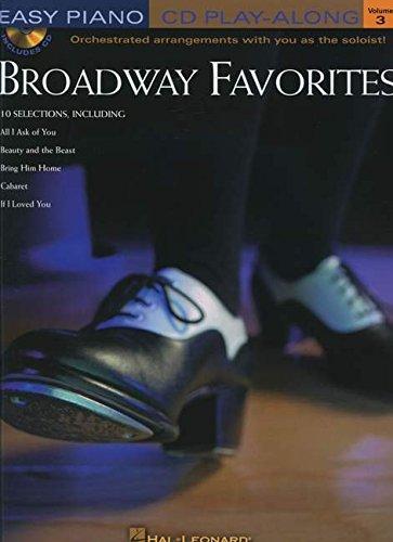 Easy Piano CD Play-Along: 3 (Play Along Book & CD)