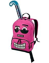MALIK Junior Sac à dos pour enfants avec émoticône (rose)
