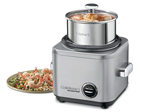 Cuisinart-CRC400E-Cuiseur–riz-et-crales-multifonctions-6-personnes-Cuisson-vapeur
