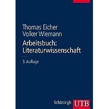 Arbeitsbuch: Literaturwissenschaft