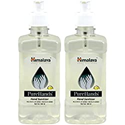 Himalaya PureHands Hand Sanitizer (500ml) Pack of 2