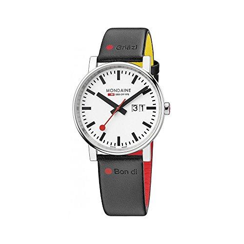 Orologio Mondaine Uomo San Gottardo Nord Sud Special Watch A627.30303.11GOT