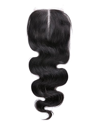 Vorderseite Oberseite Unsichtbare Spitze Körper Welle Haarverlängerung (Körper-wellen-brasilianische Haar -)