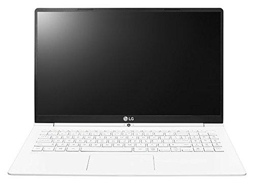 "LG 15Z970 - Portátil de 15.6"" Full HD (1 kilo, batería de 15.2h, Intel i7 7500U, 8 GB RAM, 256 GB SSD, Windows 10 Home 64) blanco - teclado retroiluminado QWERTY español"