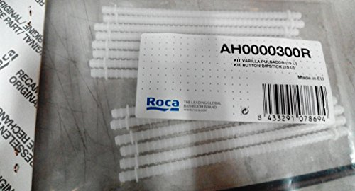 Roca ah0000300r Ersatz Kit Taster (15U) Stabmixer-Colleción Bad-Porzellan-Mechanismen -