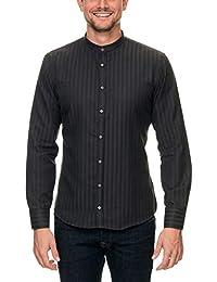 c066c5734e34 SORBINO UOMO Men s Coreano Shirt Grey