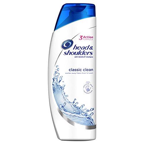 Head & Shoulders Dandruff Shampoo: Classic Clean Shampoo, 500 ml