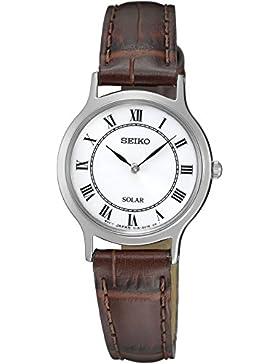 Seiko Damen Solar Armbanduhr sup303p1