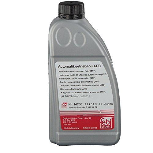 Preisvergleich Produktbild febi bilstein 14738 Automatikgetriebeöl ATF (gelb) 1 Liter