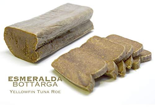 Esmeralda Bottarga di tonno pinna gialla - caviale mediterraneo - (bottarga di tonno) dalla Sardegna 70~100 gr