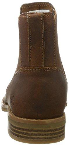 Timberland Damen Magby Chelsea Boots Braun (Light Brown)