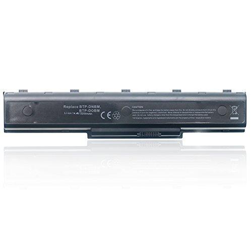 1.Notebook Laptop Akku Batterie 14.4V 5200mah für FUJITSU Medion Akoya E7218 MD97872 MD98680 P7624 P7812 MD98770 MD97938 P7624 MD98920 MD98921 MD98970 BTP-DOBM BTP-DNBM Battery