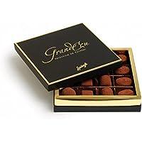 Confiserie Sprüngli Grand Cru: einzigartige Grand Cru Pralinen aus feinster, dunkler Schokolade hergestellt in der Schweiz, 16 Stück