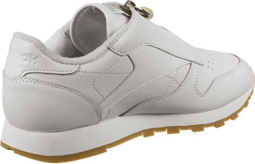 Reebok CL Leather Zip W chaussures Chalk