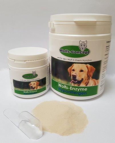 Wolfs-Enzyme Hypoallergen 500 g Dose, 500 g