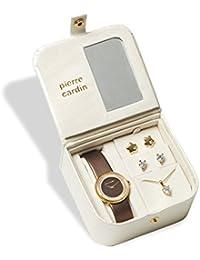 Pierre Cardin – Juego de reloj y joyas pcx5404l229