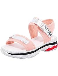 Coolcept Mujer Comodo Plataforma Sandalias  Zapatos de moda en línea Obtenga el mejor descuento de venta caliente-Descuento más grande