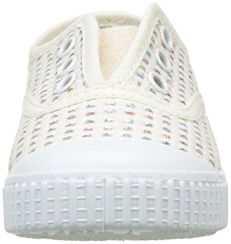 Victoria Inglesa Lurex Elástico, Baskets Basses Fille Multicolore (Multicolor)