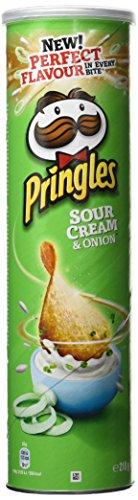 Pringles Sour Cream & Onion 210 g