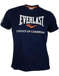 Everlast T-Choice of Champions, color azul marino, tamaño XL