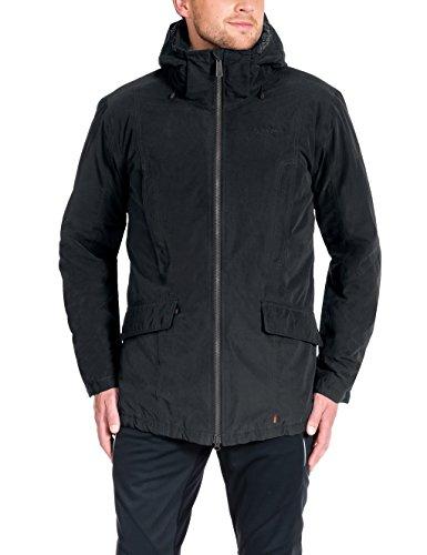 VAUDE Herren Men's Zanskar Jacket Jacke, Black, M