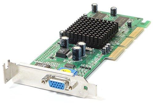 Fujitsu Siemens Computer FSC nVidia Riva TNT2 M64 16MB AGP Graphics Card GM1000-16 LP S26361-D1243-V316 (Generalüberholt) -