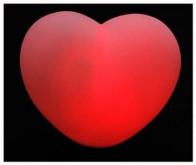 Led Herz Ledlampe Lampe Leuchte Herzlampe Mit Farbwechsler Farbwechsel 8 Cm Neu von HAAC