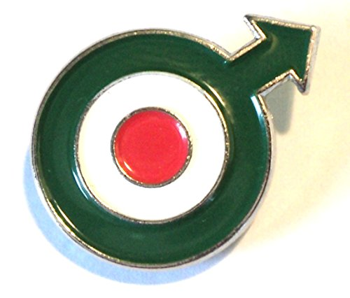 Italian Colours RAF mod target Roundel & Arrow metal smalto