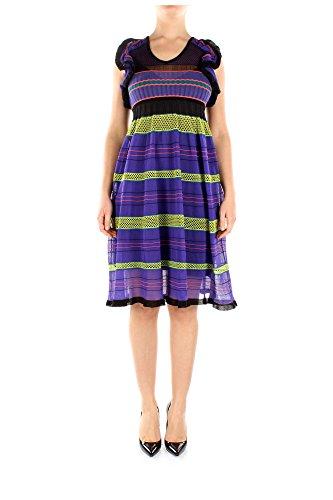 KD0KD12H22UAA9 Missoni Abiti Donna Cotone Multicolore Multicolore