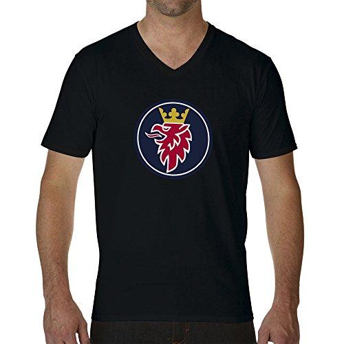 the-saab-modiffied-art-picture-noir-t-shirt-col-v-pour-les-hommes-medium