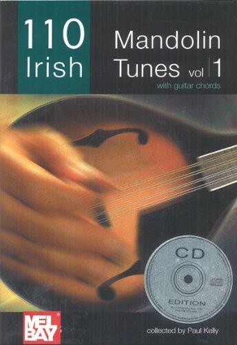 110 Irish Mandolin Tunes