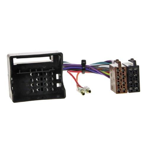 de haut-parleurs 165 mm sur porte avant CHP adaptateur de haut-parleur et couronnes /à polir pour mERCEDES w202 classe c
