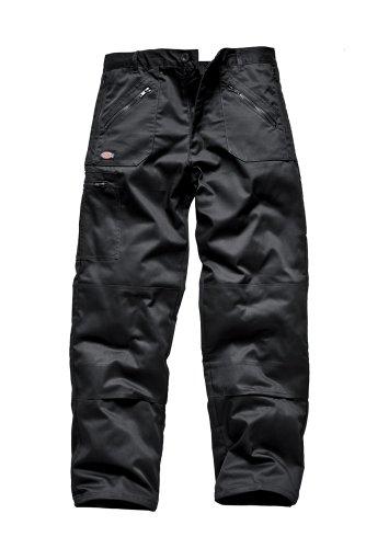 Dickies - Pantalon Combat Treillis Poche A Glissière Redhawk Action WD814 Noir