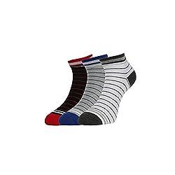 Van Heusen Mens Cotton Socks Pack of 3