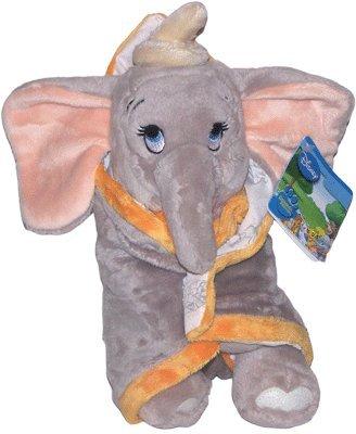 Peluche Dumbo Couverture 25 cm