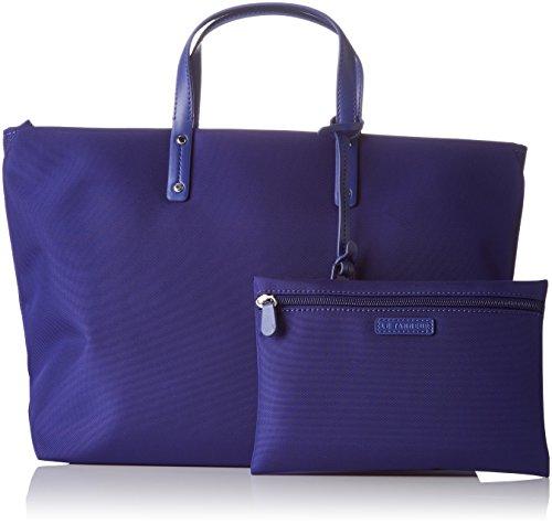 Le Tanneur Ladies Swana Twu1012 Borse, 15x28x34 Cm Blu (indigo)
