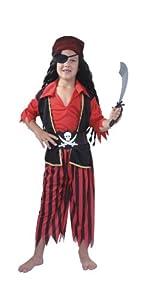 Humatt Perkins 51642 - Disfraz de pirata para niño