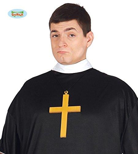 Fiestas Guirca GUI16506 - Kreuz, 23 (Zubehör Priester Kostüme)