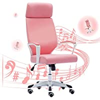 Amazoncouk Pink Desk Chairs Chairs Stools Home Kitchen