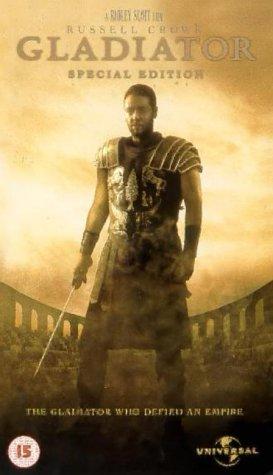 Preisvergleich Produktbild Gladiator [VHS]
