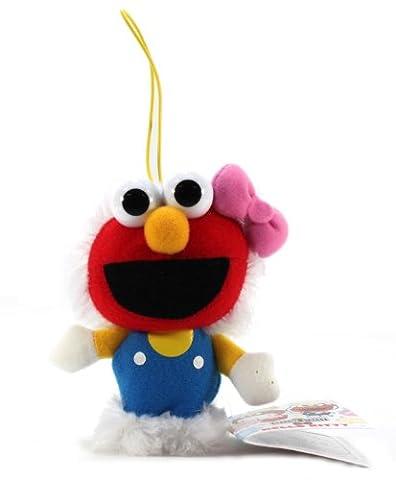 Furyu Hello Kitty Sesame Street Strap Peluche - 5