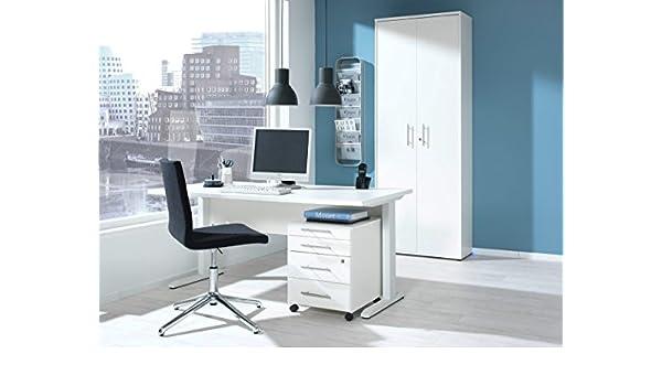 lifestyle4living Bürokombination, Büromöbel, Welle, Combi+ ...