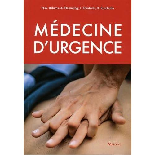 Médecine d'urgence