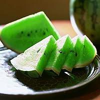 ScoutSeed COMPRE 3 OBTENGA 2 Semillas de sandía de carne verde GRATIS 30pcs Nuevas variedades de melón de agua