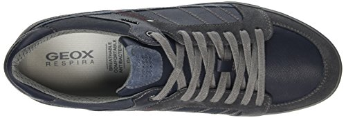 Geox Herren U Box F Low-Top Blau (Navyc4002)