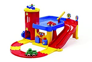 Viking Toys 5556 - Garaje con rampa de juguete Importado de Alemania