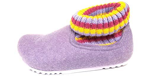 Scholl Dr Cuddle Rainbow Lilac 33 EU