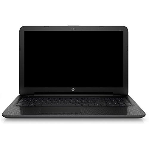 HP 255 (15,6 Zoll mattes HD Display) Notebook (AMD E1-6010 Dual Core 2x 1,4 GHz, 8GB RAM, 500GB S-ATA HDD, AMD Radeon R2 Grafik, HDMI, HD-Webcam, USB 3.0, WLAN, Bluetooth, DVD-Brenner, Windows 10 Professional 64 Bit) #1415