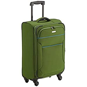 Travelite Maletas y trolleys 84148-80 Verde 62 L