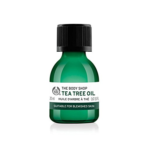 Body Tree Tea Oil Shop (The Body Shop Tea Tree Oil/Tea Tree Öl für die Haut 20ml)